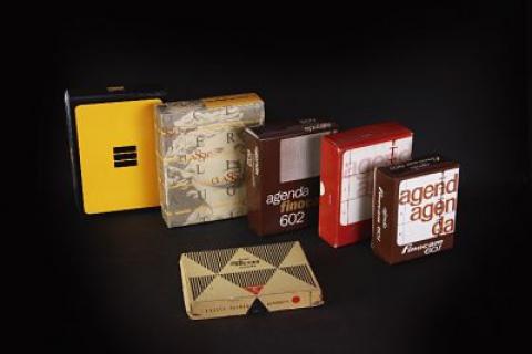 Evolución del packaging de nuestras agendas Finoam